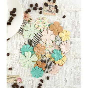 Coffee Break Flowers