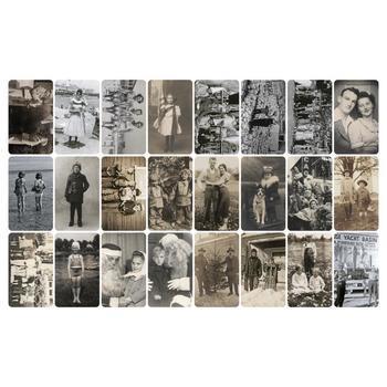 Idea-Ology Found Relatives Cards 24/Pkg