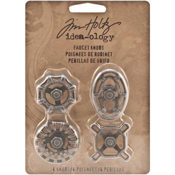 Idea-Ology Metal Faucet Knobs
