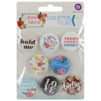 Anna Marie Flair Buttons 1