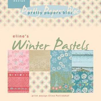 Pretty Papers bloc Eline's winter pastels