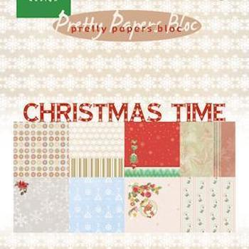 Pretty Papers bloc Christmas Time