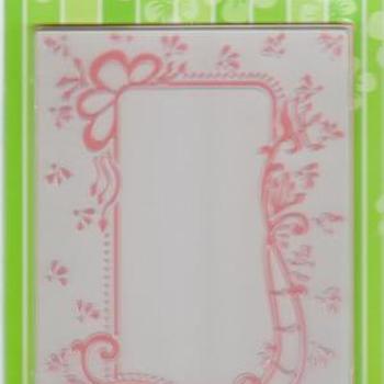 Design folder Anja's decorative rectangle