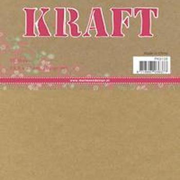 Pretty Papers bloc Kraft (15x30)