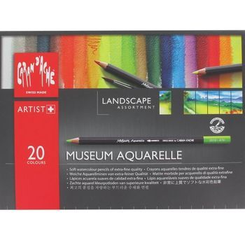 Artist Museum Aquarelle Landscape