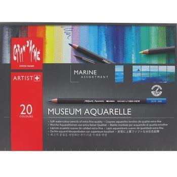 Artist Museum Aquarelle set Marine