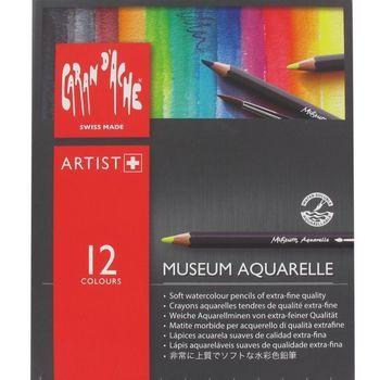 Artist Museum Aquarelle set 12 stuks
