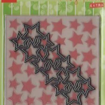Design folder extra stars