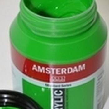 618 permament groen licht