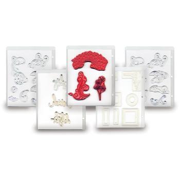 Idea-Ology Unmounted Stamp Binder Refill Pockets 5/Pkg