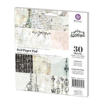 Epiphany Paper Pad 15x15 30/Pkg